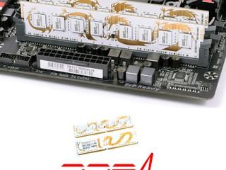 GeIL White Dragon DDR4 記憶體 單條裝 8GB/16GB 全線港澳公開發售