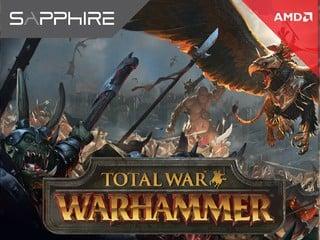 SAPPHIRE R9 390 系列換Game行動 免費送你 Total War : WARHAMMER 序號