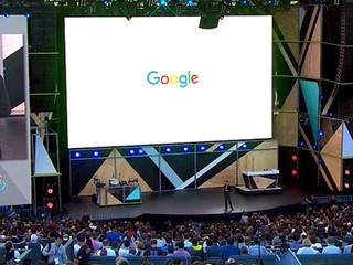強調科技潮流 AI、深度學習、VR 融入生活 Google I/O 2016 正式揭幕 內容豐富