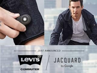 混合導電紡紗加可拆式控制器 Google 聯同 Levi's 合作推出智能衣物