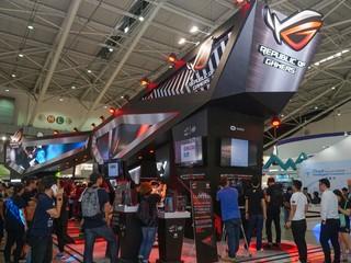 ASUS ROG 玩家共和國 10 週年 展出多款全新 Gaming 產品