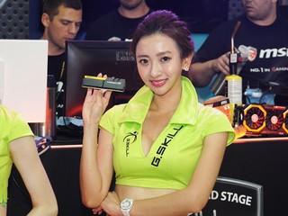 G.SKILL 展出全球最快 DDR4 記憶體 Trident Z DDR4-4500 記憶體登陸 Computex