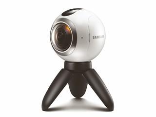 全景360度拍攝 支援VR實時觀看 Samaung Gear 360 登陸香港