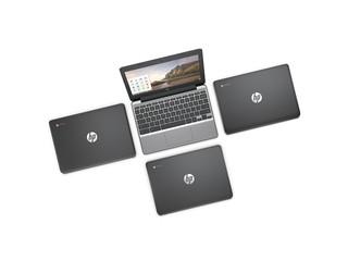 僅US$ 189 觸控屏幕、支援Android 程式 HP Chromebook 11 G5  十月推出