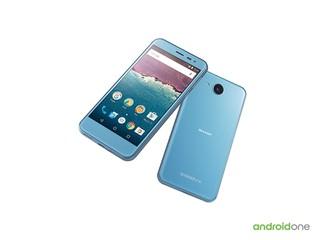 入門級防水防塵機搭原生Android 系統 Sharp SH507SH Android ONE 手機