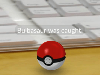 AR 技術結合 GPS 遊戲新玩法 Pokemon GO 手機遊戲 去啦!比卡~