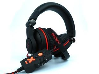 7.1 聲道50mm 驅動 強化重低音 EpicGear SONOROUZ X  電競耳機