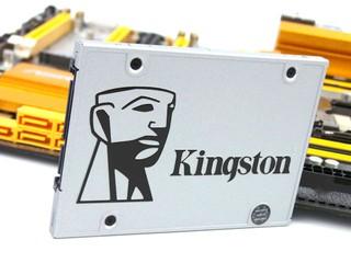 搶攻入門級 SSD 市場 KINGSTON SSDNow UV400 系列