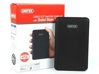 高速外置SSD套裝 UNITEK USB 3.0 2.5