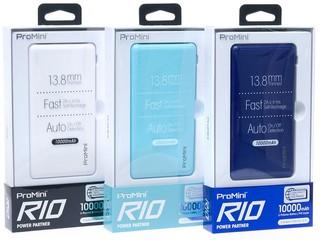 10,000 mAh 為玩家提供全日電量 Magic-Pro ProMini R10 流動充電器