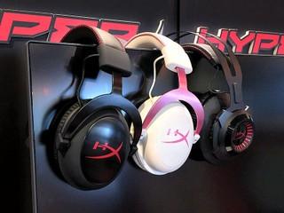 Kingston HyperX 電競耳機  兩年間全球銷量破百萬隻