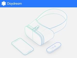 VR 裝置、平台及內容準備就緒 Google DayDream 即將推出