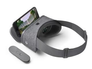 全力進軍VR領域 平台內容豐富 Daydream VR 實境頭戴式裝置