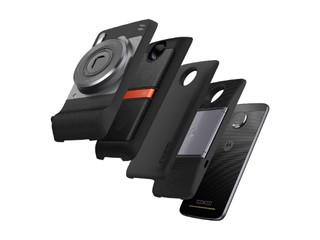 模組化配件輕扣機背 手機功能即時提升 MotoZ 系列手機& moto Mods 登陸香港