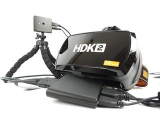 合理價格、開放資源 用家入門首選  Razer OSVR HDK2 頭戴式裝置