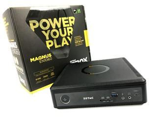 內建 GeForce GTX 1060 GPU ZOTAC MAGNUS EN1060 Mini PC