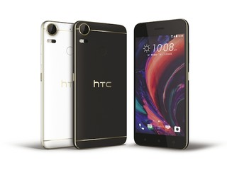 千三萬像素前鏡頭 8核、4GB RAM   HTC Desire 10 pro 中階手機登場