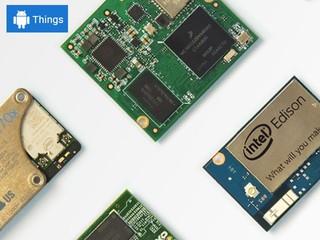 專為物聯網裝置設計 兼容多款可編程裝置 Google 正式推出 Android Things 系統