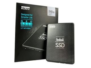 入門級.韓流襲港 KLEVV NEO N600 240GB SATA III SSD