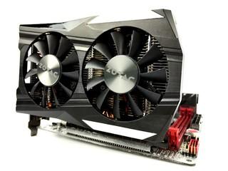 打造 Gaming Mini PC ZOTAC GeForce GTX 1050 Ti OC 繪圖卡