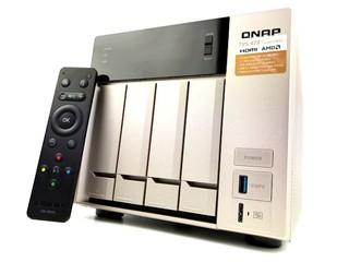 商用級、性能再升級!! QNAP TVS-473 4-Bay Turbo vNAS