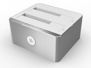 毋需電腦兩個硬碟即時進行對拷 Unitek 全新 Y-3027 雙槽硬碟座