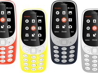 Nokia MWC2017 發佈多款全新手機  3310 復刻版驚世回歸