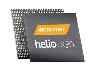 10nm 製程、支援高速三載波聚合 MediaTek Helio X30 晶片正式量產