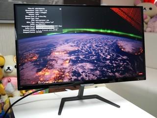 27 吋 FHD 配超寬廣色域技術 PHILIPS 276E7QDAB/00 顯示器
