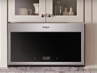 Whirlpool 智能 Wi-Fi 微波爐、焗爐 最快今年夏天在美國上市