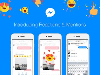 Facebook Messenger 新增兩項功能 「Dislike」符號有得揀!!