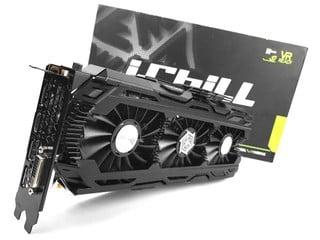 採用 iChiLL X4 散熱器 Inno3D iChiLL GeForce GTX 1080 Ti X4