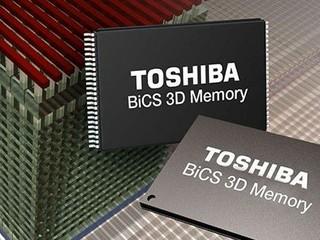 Toshiba 在 Dell EMC World 2017 首次公開展示 64 層堆疊 1TB SSD