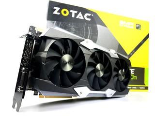 16+2相、強化 RGB 光效 ZOTAC GeForce  GTX 1080 Ti AMP Extreme
