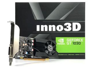 全新 GP108 繪圖核心 NVIDIA GeForce GT 1030 繪圖卡