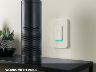 支援 Alexa 及 Google Home 語音控制 Belkin 全新 Wemo Wi-Fi Smart Dimmer