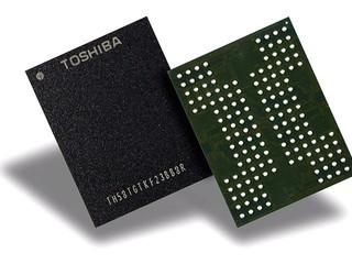 BiCS FLASH 單個封裝實現 1.5TB 容量 Toshiba 開發全球首款 QLC 3D NAND FLASH