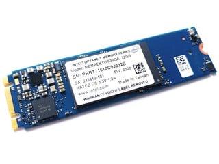 基於 3D Xpoint 技術 Intel Optane Memory 教學與測試