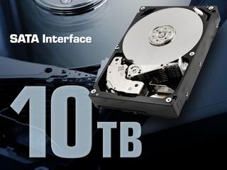 TOSHIBA 推出全新 MG06 系列 10TB 超大容量、7200rpm 企業級 HDD