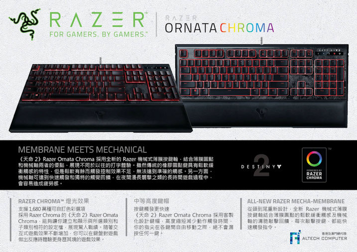 Razer Destiny 2 Edition