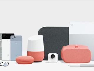 「 Google 2017 」秋季發佈會 一口氣推出 5 大新品