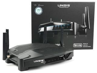 真.打機神器!! LINKSYS WRT32X 電競無線 Router