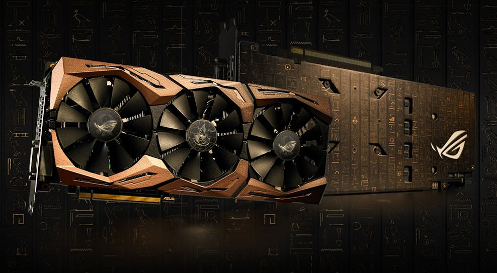 ASUS ROG STRIX 1080 Ti Assassin'