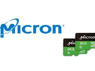 64 層 3D NAND、最大 256GB 容量 Micron 發佈全新工業級 microSD
