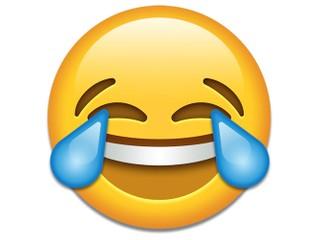 最受歡迎表情符號 「笑到喊」勇奪 Apple Emoji 寶座