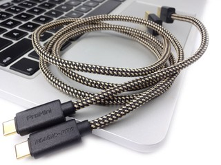 20AWG 鍍鍚銅製充電線芯 Magic-Pro ProMini Type-C USB 傳輸線