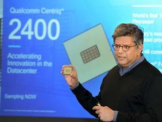 加入 Xeon、EPYC 伺服器處理器戰團  Qualcomm 發佈 48 核 Centriq 2400 系列