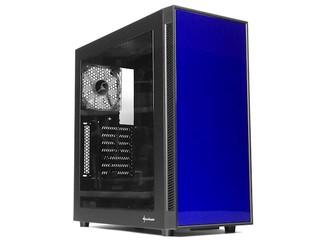 汽車金屬烤漆處理 Sharkoon AM5 Windows 機箱