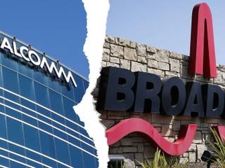 不滿低估在移動領域的領導地位 Qualcomm 拒絕 Broadcom 收購提案