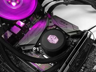 【腦場掃地僧 ㊙️】姑媽水冷出 V2 新版 新 MasterLiquid ML240L V2 RGB 賣街 HK$588